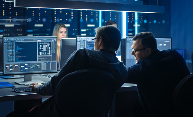 Physical it security collaboration