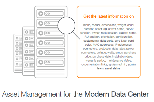 1 Asset Management for the Modern Data Center