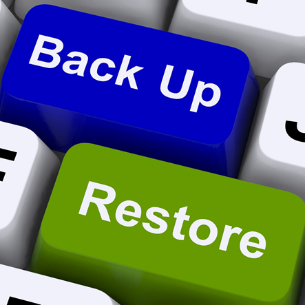 4 Backup and Restore